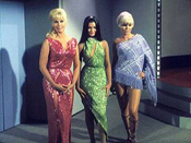 star trek - mudd's women
