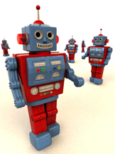 robots on your website