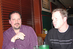 Matt Bailey and Eric Berg