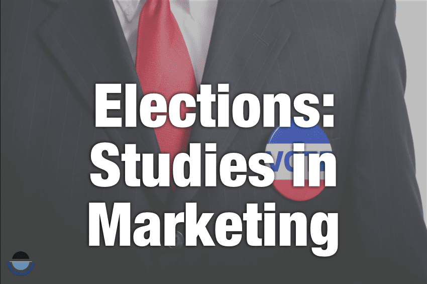 marketing in elections