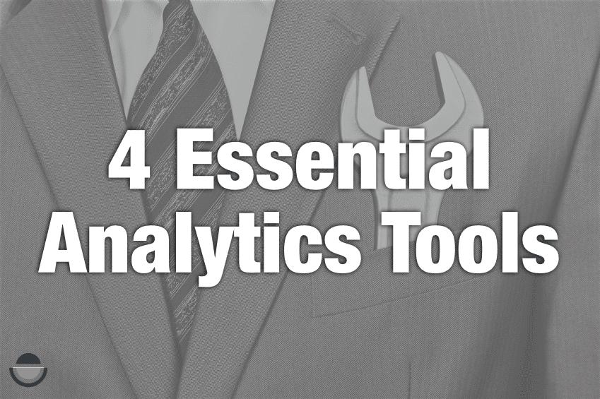 4 time-saving analytics tools