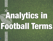 Analytics according to Football