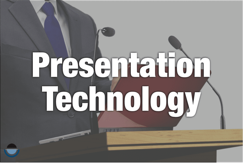 how technology can improve your speaking and presentations