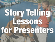 Lessons from great stories about telling stories