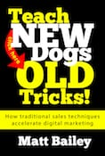 Book: Teach New Dogs Old Tricks